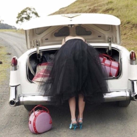 fc21cbe49c Skirts | New Gorgeous Black Tulle Skirt | Poshmark