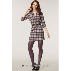 Gryphon Dresses & Skirts - $350 Gryphon Plaid Belted Dress