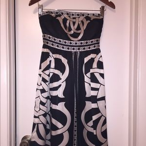 White House Black Market Dresses & Skirts - White House Black Market Silk Dress size 0