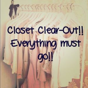 Other - Closet Clear Out!