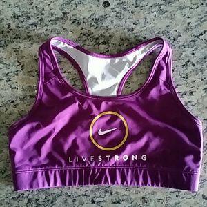 Nike Livestrong Women's Sports Bra