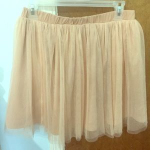 Urban outfitters tutu skirt
