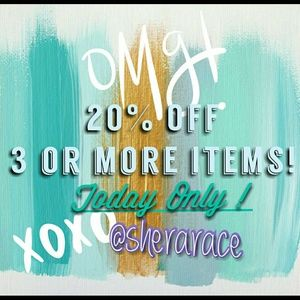 Dresses & Skirts - 20% 3+Bundles! ToDAY ONLY!!