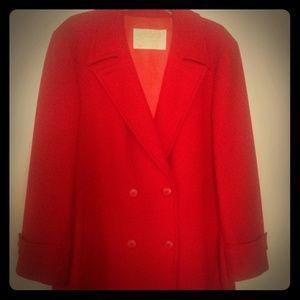 Ladies Pendleton jacket.