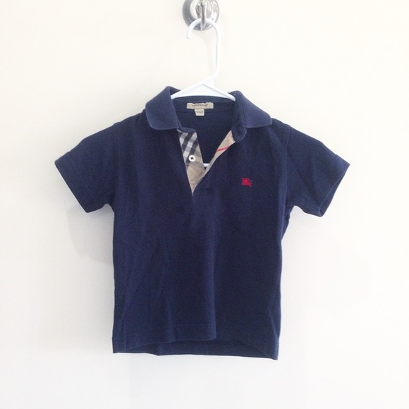 1785c4a22dd4 Burberry Other - Burberry baby boy polo shirt 6Y