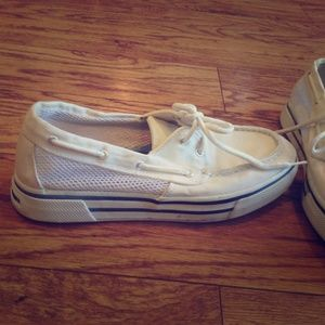 Vintage Sperry Top-Sider boat shoes