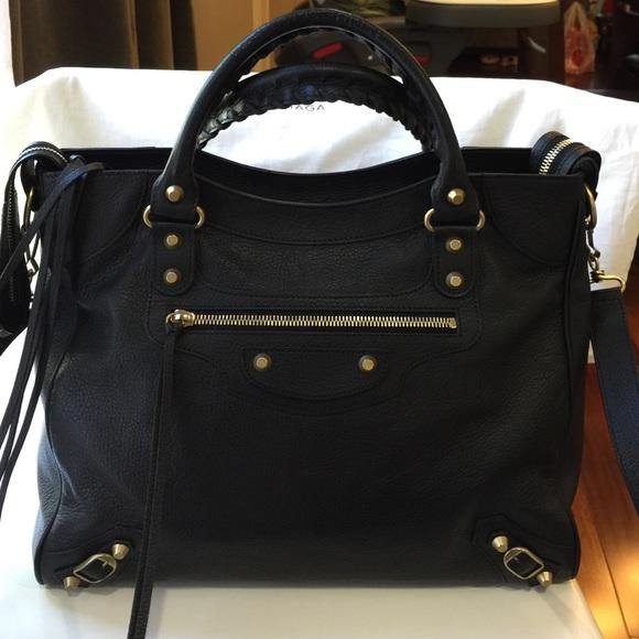 2ec2389dcb Balenciaga Handbags - Balenciaga Giant 12 golden Velo bag