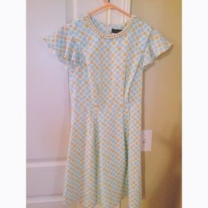 NWOT beautiful pearl dress