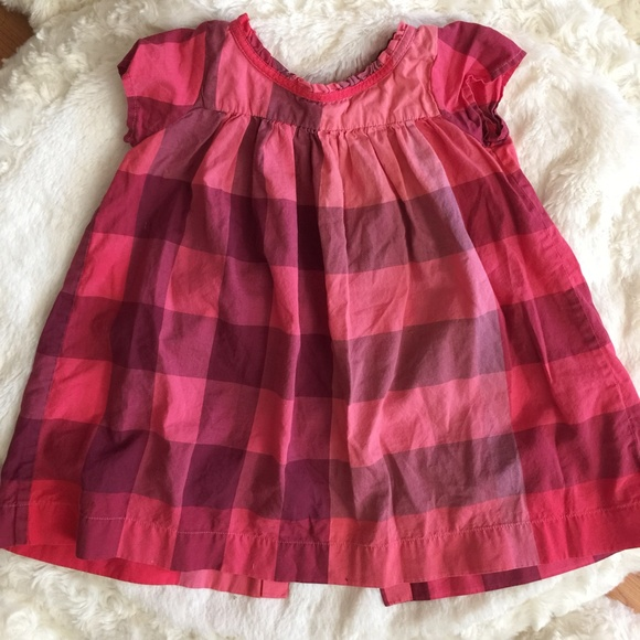 2eb3adfc Burberry Other - Burberry 'Della' Check Print Dress (Baby Girls)