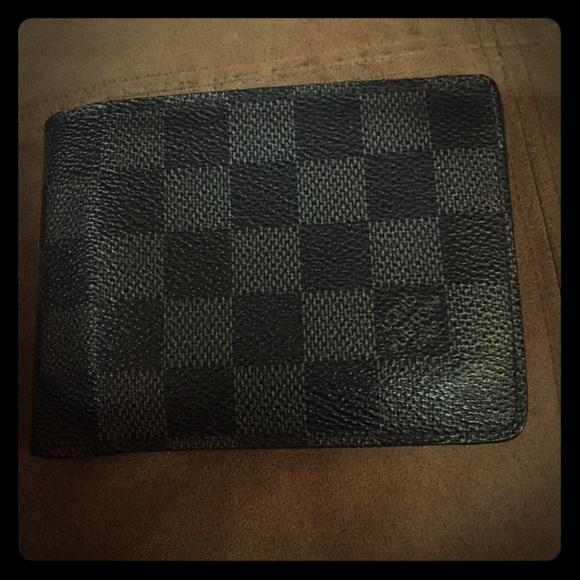 4aa4f2a1d5b3 Louis Vuitton Other - Louis Vuitton Mens wallet.