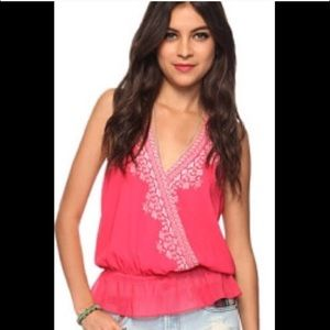 Rory Beca Coral Top