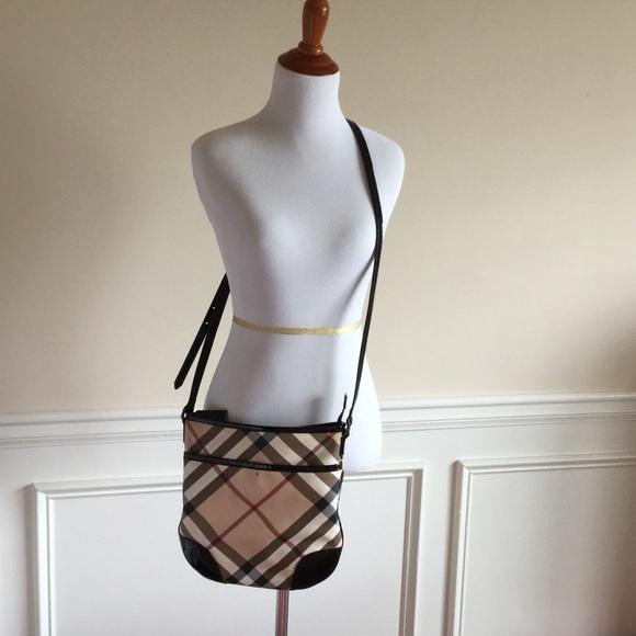 Burberry Crossbody Handbag