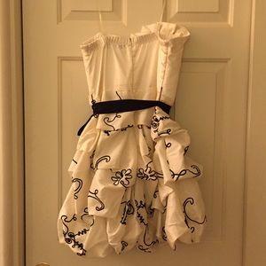 e07050590b833 Trixxi Dresses - Trixxi Origami Tiered Strapless Dress (Juniors)