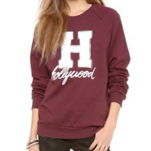 Sincerely Jules Sweaters - NEW Sincerely Jules Hollywood Sweatshirt