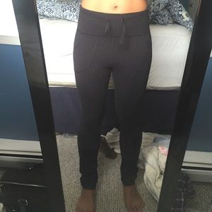 91752c6bd Lululemon PYB two tone yoga pants Ankle length Lululemon and