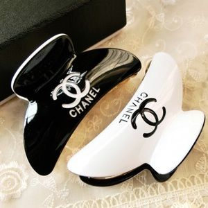 CHANEL Accessories - Chanel Hair Clips, Set of 2! VIP Gift.