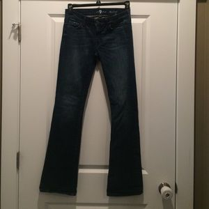 7FAM Bootcut Jeans -27