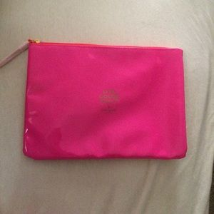 Kate spade Gia holiday pouch