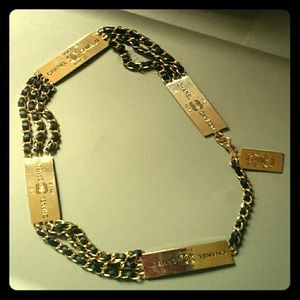 Vintage Chanel belt or necklace