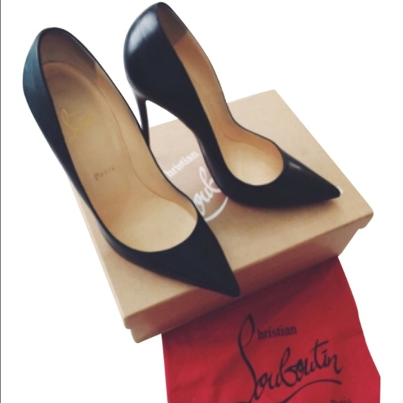 Christian Louboutin Shoes - ?? HP ?? Sexy Christian Louboutin SO KATE sz 41 /10
