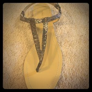 Nine West Thong sandal