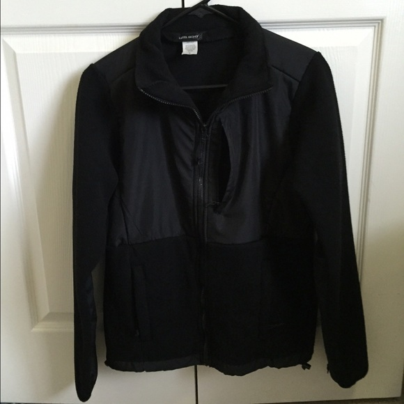 33% Off Level Eight Jackets U0026 Blazers - Cute Black Fleece ...