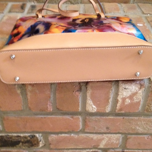 Tj Maxx Floral Leather Handbags