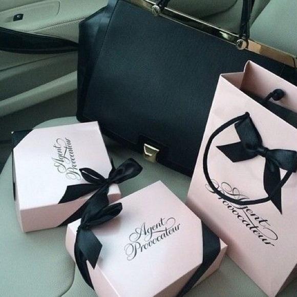 Agent Provacateur Gift Bag ff1c6ff6d