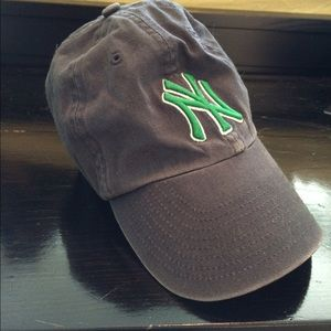 Unknown Accessories - New York Yankees Shamrock Hat 04894e65eae