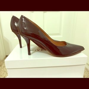 Auth. Givenchy black heels sz 39