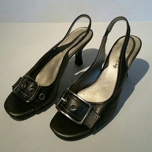 Diesel Evelyn Shoes Black