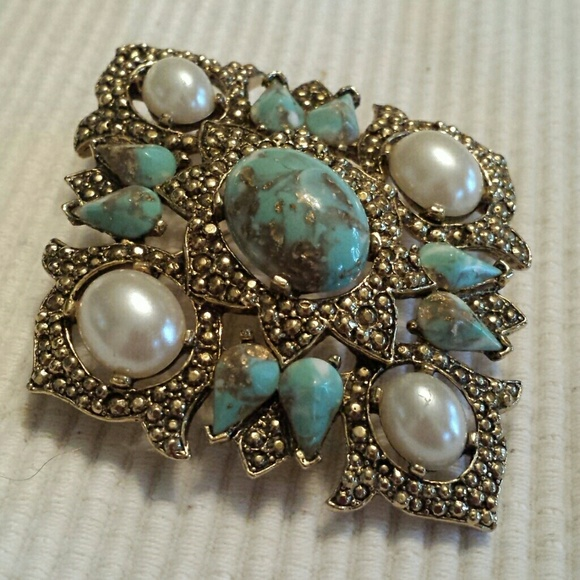 Sarah Coventry Jewelry Vintage Pin Brooch Poshmark
