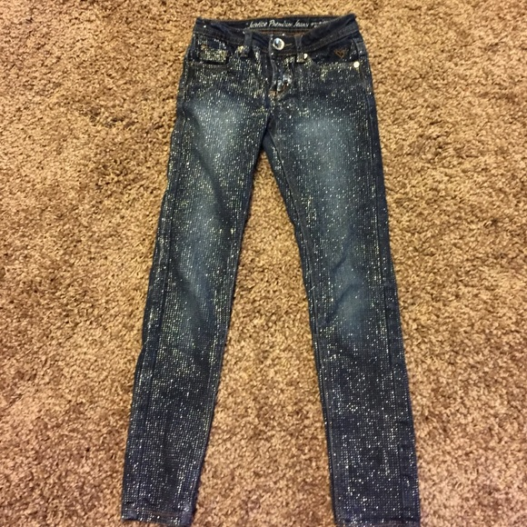 various styles cheapest price sale retailer Justice Jeans | Sparky Dark Wash Denim | Poshmark