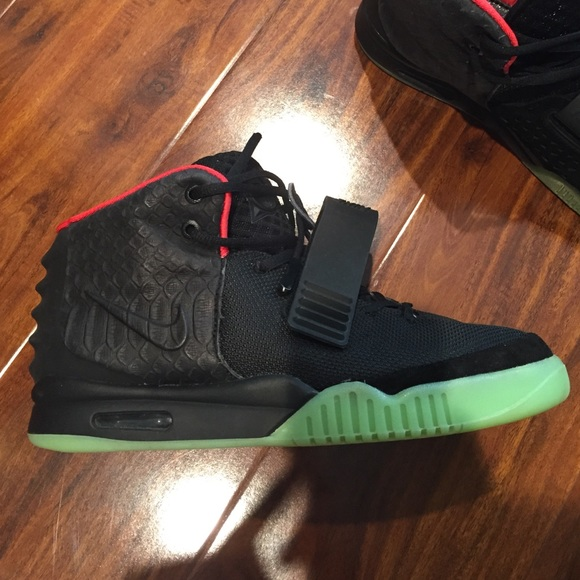 0e4214a6810 Nike Air Yeezy 2 Solar Red