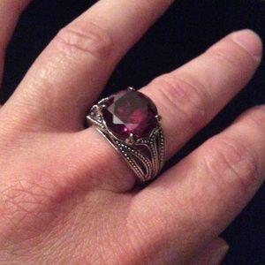Premier Designs Jewelry - Crimson crystal ring