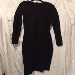 Zara black dress. Size m