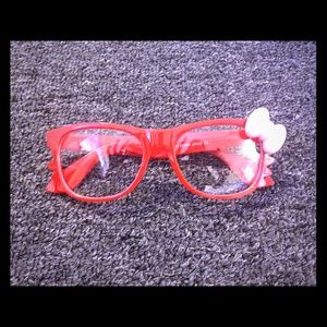 Accessories - Red Hello Kitty Fun Glasses! 😍 NWOT