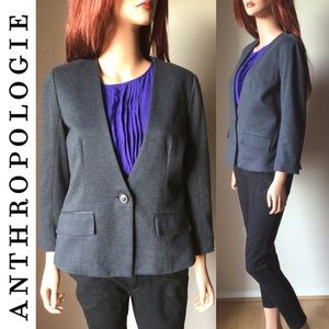 ANTHROPOLOGIE Cartonnier Blazer Jacket SaLE