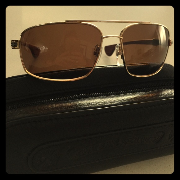 b9a1016720ee Chrome Hearts Accessories - Authentic Chrome Hearts Beast 3 Sunglasses