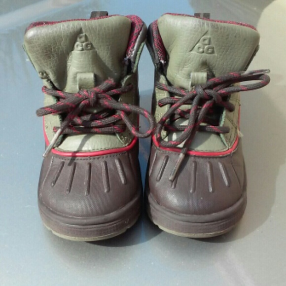 Nike Shoes | Acg Boots Size 8c Kids