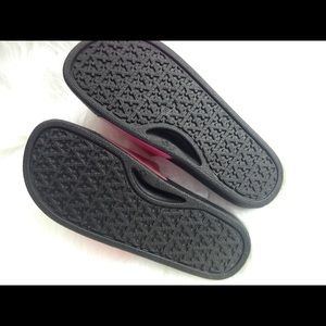 f43792136c525 Nasty Gal Shoes - New sixty seven metallic pink slides sandals 8