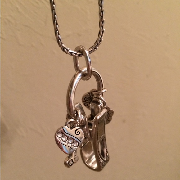 Brighton Jewelry Lanyard Clip Badge Holder Poshmark