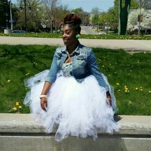Custom Made Tulle Skirts