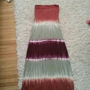 Dresses & Skirts - Summer tye-dye festival dress