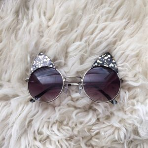 Taylor swift cat eye sunglasses