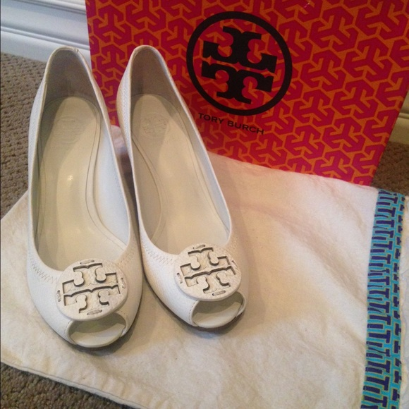 ffe8e77d183f Tory Burch Shoes - Tory Burch Sally 2 style 50008659 color - white