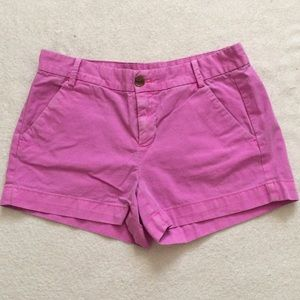 Khakis by Gap Sunkissed Shorts in Neon Pink 0
