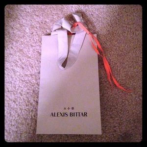 Alexis Bittar bag