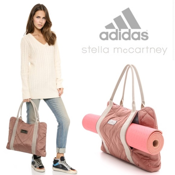 Adidas by Stella McCartney Handbags - Adidas by Stella McCartney Pink Yoga  Bag 62d0c9ee81