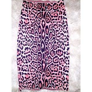 BCBG Skirts - BCBG bandage skirt